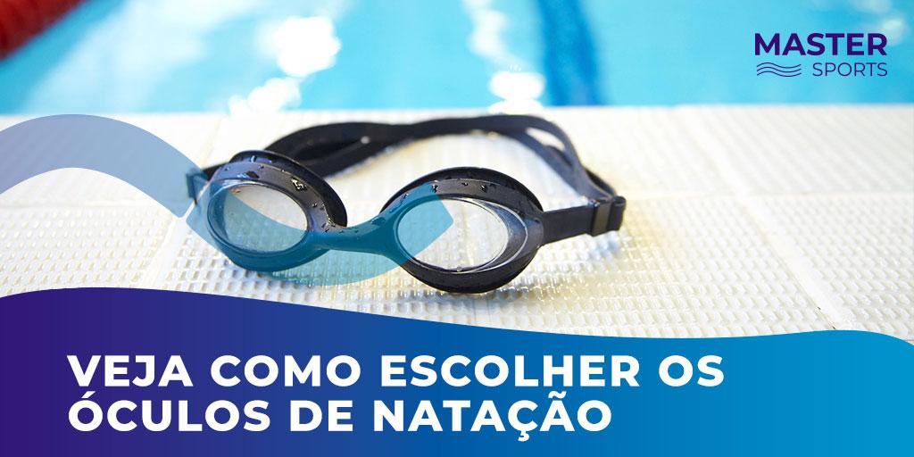 Dicas para Escolher os Óculos de Natação Ideal