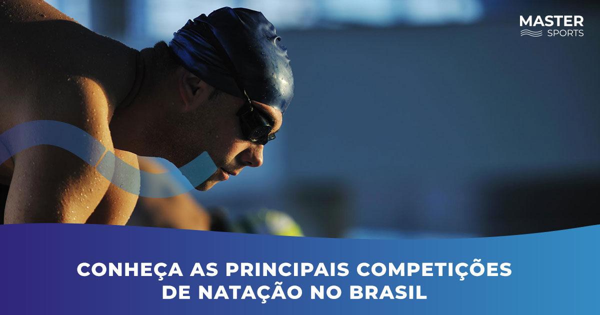 Conheça as Principais Competições de Natação