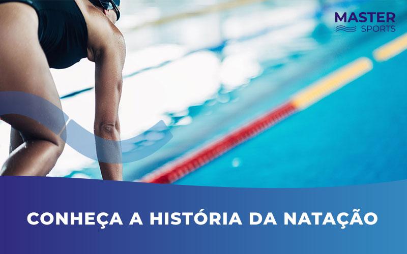 História da natação
